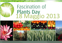 FASCINATION OF PLANTS DAY IMOLA